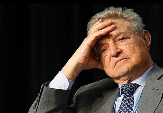 Billionaire George Soros Financially Tied to High Level Anti-Semitic Organization