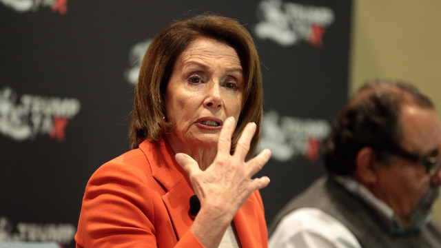 Pelosi Ponders POTUS' Private Parts After Pow-Wow Pops Off!