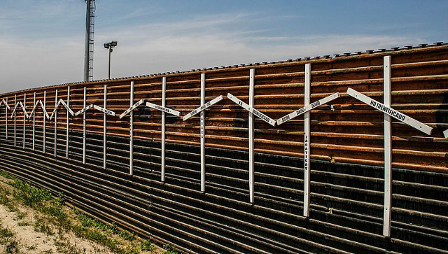 Pentagon Backs Up POTUS on Border Wall Possibilities