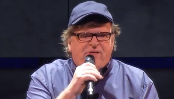 Filmmaker Michael Moore Says Biden's Lead In The Polls 'Is Not An Accurate Count'