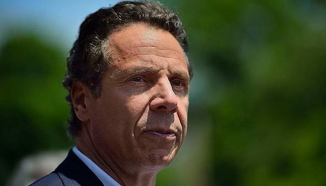 New York Governor Cuomo Ready to Go 'Door to Door' in Vaccine Push