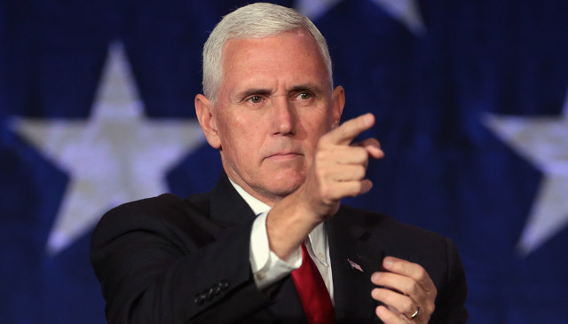 Mike Pence Rumors Begin Swirling as Travel Schedule Comes into Focus