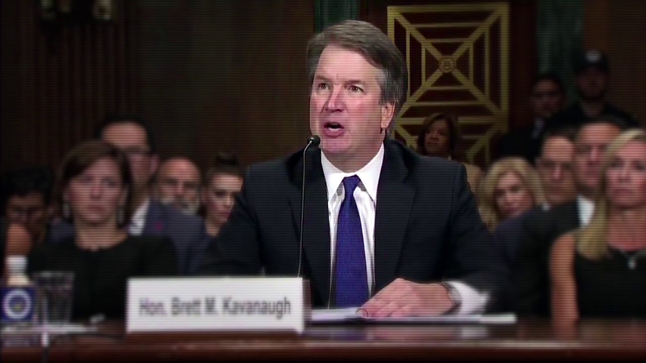 Sore Losers in Congress Threaten Brett Kavanaugh with Legal Action