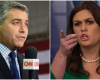 Sarah Sanders Shreds Acosta Like Never Before, & He Won't Be Able to Recover