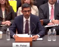 CEO's Testimony Creates More Questions Than Answers for Google
