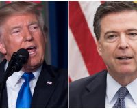 Trump Woke Up Early & Destroyed 'Leakin' James Comey Like He Got Paid To Do It