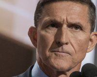 General Flynn Gives Major Endorsement to QAnon Slogan