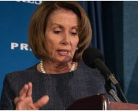 Pelosi Caught Charging Air Force $185,000 to Fly Her Family and Dems to Europe