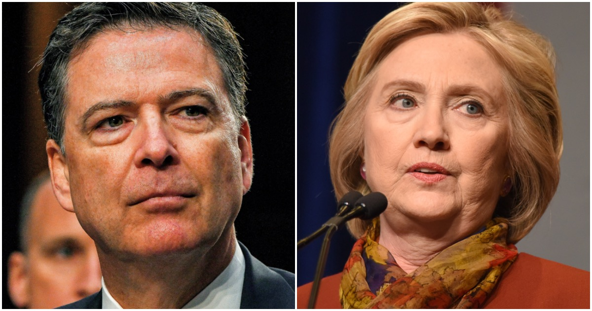GOP Rep. Ruins Hillary's Day, Introduces Bill With Clinton & Comey As Top Targets