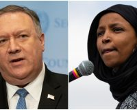 WATCH: Pompeo Eats Ilhan Omar Alive, Unloads On 'Abhorrent' Dem Like He Got Paid To Do It