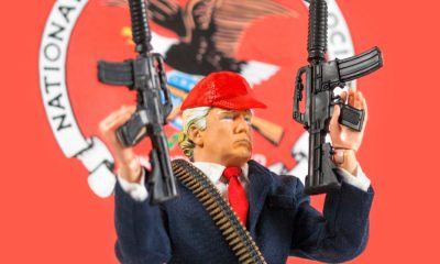 Donald Trump NRA Second Amendment guns