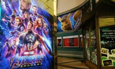 avengers theater