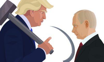Vladimir Putin Donald Trump russia a