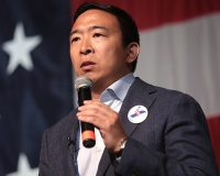 Democrat Andrew Yang Roasted by Left for Pro-Israel Tweet