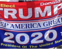 'Trump 2020' Banner Gets High School Cheerleaders Placed On Probation (Details)