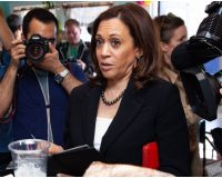Kamala Says Giuliani Broke 'Many Laws,' Then Admits She Doesn't Know Which Ones (Video)