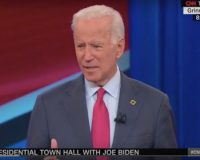 Biden Says Politics Is Going 'To Come Back And Whack' President Trump