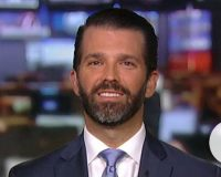 Donald Trump Jr. Shares His Thoughts On First Day Of Impeachment Hearings: 'I've Never Seen Anything More Ridiculous'