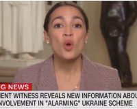 AOC Admits It On Live TV — Impeachment Is to 'Prevent' Trump From Winning Re-Election (Watch)