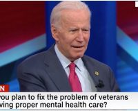 Biden Reveals Schedule Seconds After Saying He Won't, Badly Messes Up Number of Troop Deaths
