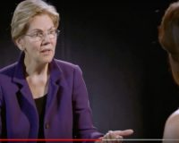 Elizabeth Warren Asked How She'll Pay For Her Policies; She Says 'There's Always Money'