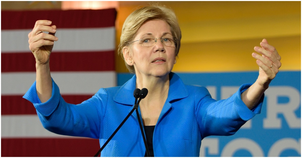Elizabeth Warren Says She'll Abolish Electoral College Before Second Term As POTUS