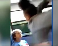 Watch: Boy Pummeled By Black Teens for Wearing Trump 2020 Hat On School Bus [Video]