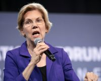 Elizabeth Warren Not Interested In Getting Involved In Sanders-Clinton Feud, Says 'I'm Not Going There'