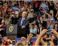 100,000 People Request Tickets for Trump Rally At 7,400 Seat Venue In Blue New Jersey
