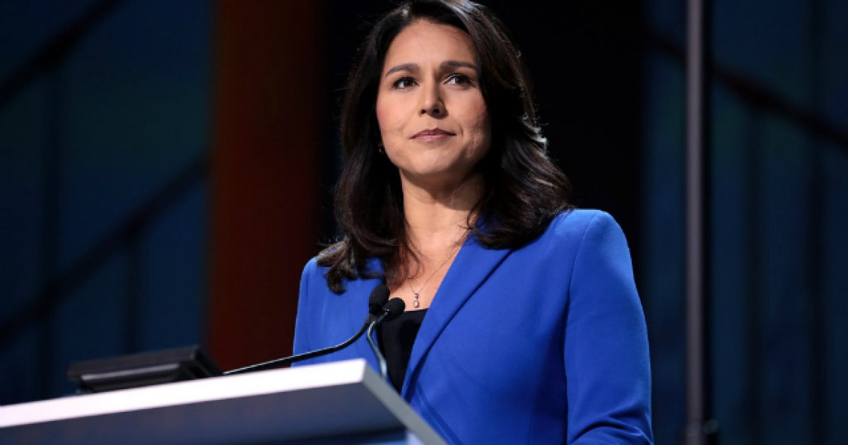 Tulsi Gabbard Defends Defamation Lawsuit Against Hillary Clinton: 'Not Just Another Political Thing' ⋆ Flag And Cross