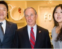 Bloomberg Brags About Setting Up His 'Busty' Teen Daughter With Multiple Men In China