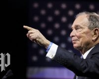 Bloomberg Buys Last-Minute Political Ads On Behalf Of Joe Biden In Texas And Ohio
