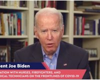 Watch: 2020 Democrat Joe Biden Thinks COVID-19 Is Called the 'Luhan' Virus