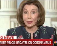 Video: Pelosi Admits Knowing About Coronavirus, But Defends Prioritizing Impeachment