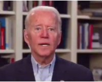 Watch: Joe Biden Thinks President Trump Will Personally Sign Every Virus Relief Check