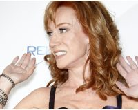 Kathy Griffin Sends Veiled Death Threat Trump's Way, Then Keeps Doubling Down When Called Out