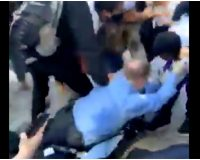 Watch: Disturbing Video Shows Chicago Cops Being Dragged & Assaulted By Radical Protesters