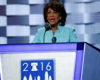 Maxine Waters Blames Trump's 'Dog Whistling' For Death Of George Floyd