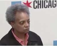 Democrat Chicago Mayor: Residents Should Not Use Guns to Defend Themselves (Watch)