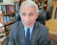 Dr. Anthony Fauci Makes Prediction On When He Thinks COVID-19 Vaccine Will Be Ready