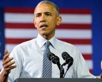 Obama Remarks on GOP Voting Law Gets Fierce Rebuke