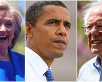Media Quiet About Obama's Mount Rushmore Visit, Hillary's Visit & Bernie's Visit – Attack Trump