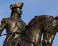 Democrat Senators Refuse To Comment On Removal Of George Washington Statues