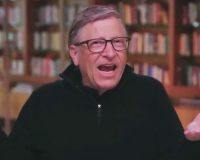 What Does Bill Gates Plan to Do After He Vaccinates the World Population?
