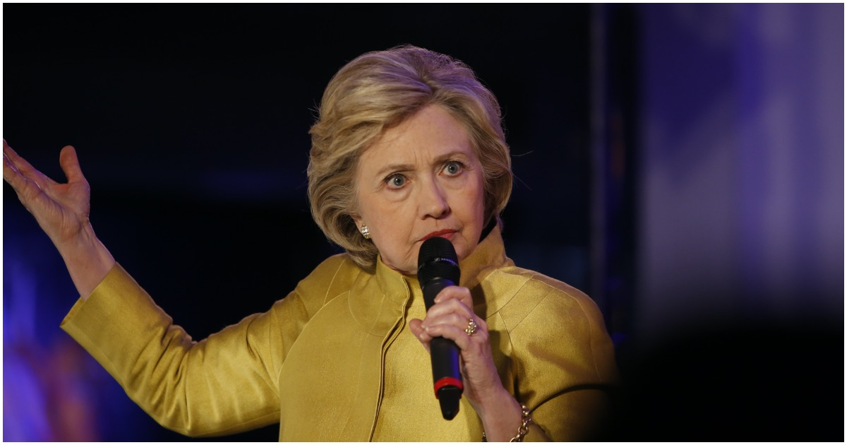 Hillary: We Deserve POTUS Who Cares If Americans 'Live or Die' —Instantly Reminded of Benghazi