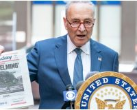 Schumer On Barrett's Nomination to SCOTUS: She'll 'Turn Back the Clock On Women's Rights'