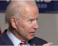 WATCH: Biden Appears to Be Reading His Answers Off Monitor During Interview — 'I Lost That Line'