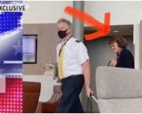 Dianne Feinstein Caught Without Mask At Airport After Calling for Mask Mandate At Airports