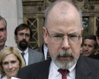 AG Barr Appoints John Durham Special Counsel To Investigate Potential Criminality In Russia Probe