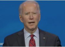 Biden Looks Straight Into Camera, Says America Is 'Morally Deprived' — Watch